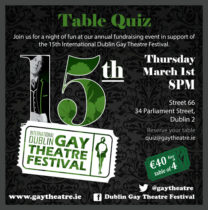 Table Quiz 2018